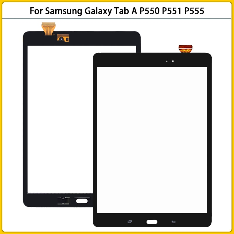 for samsung galaxy core 2 g355 lcd touch screen sm g355h g355h duos digitizer sensor glass display touch panel white black mqnlq New 9.7 P550 TouchScreen For Samsung Galaxy Tab A SM-P550 P551 P555 Touch Screen Panel Digitizer Sensor Lcd Front Glass Lens