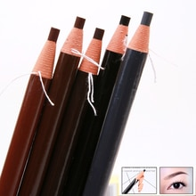 1PC Hot Sale Microblading Eyebrow Tattoo Pen Waterproof Long-lasting  Makeup Eye Brow Pencil Positio