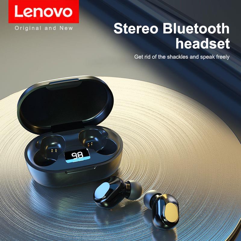 Lenovo XT91 TWS Earphone Bluetooth 5.0 Deep Bass Touch Control In-Ear Automatic...