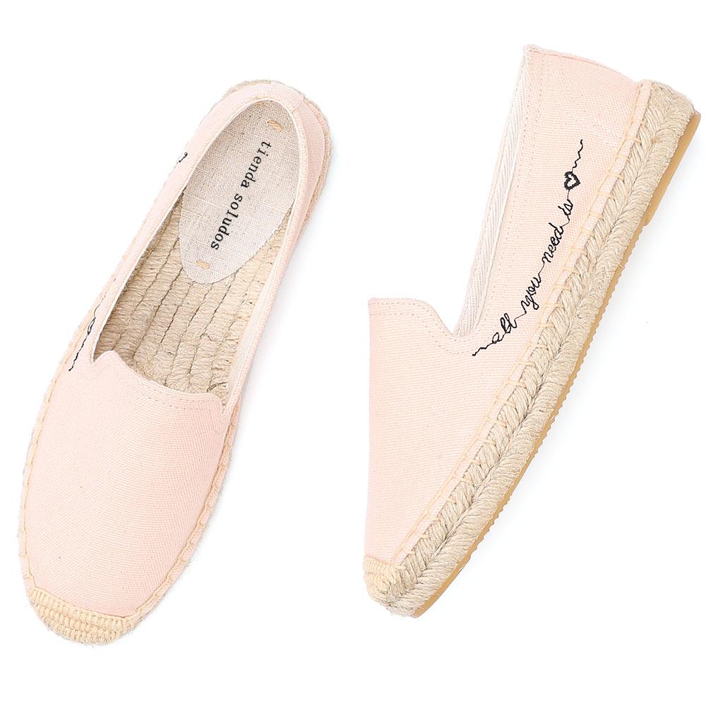 أحذية إسبادريل بدون كعب للنساء خفيفة الوزن قابلة للتنفس مسطحة للسيدات للصيادين مريحة ولينة للاستجمام جديد