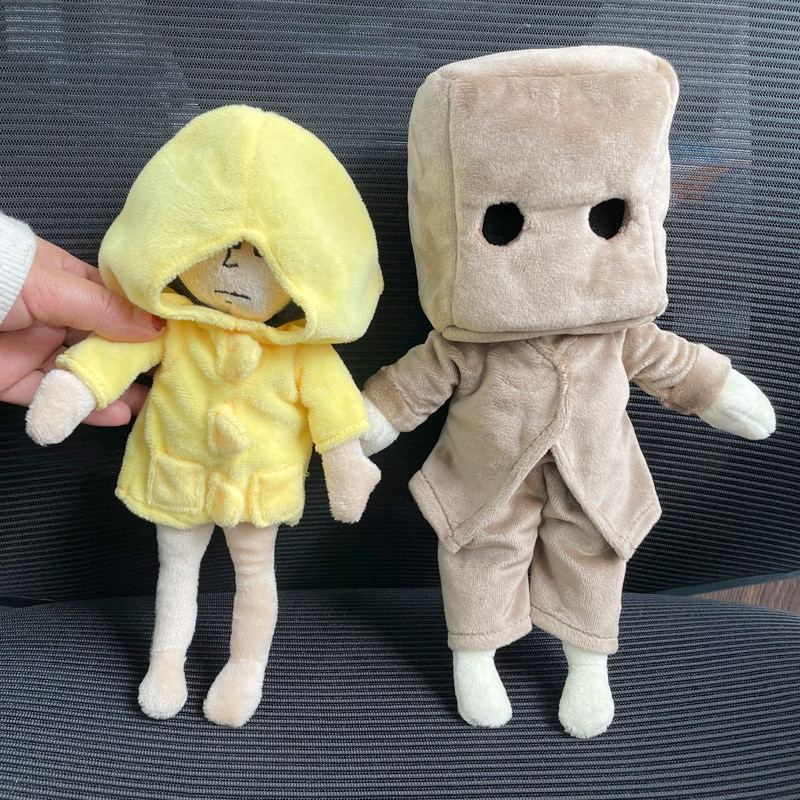 Плюшевые игрушки-кошмары размером 30 см, мультяшная фигурка, мягкие набивные куклы, сопровождающие сна игрушки для детей, детские игрушки
