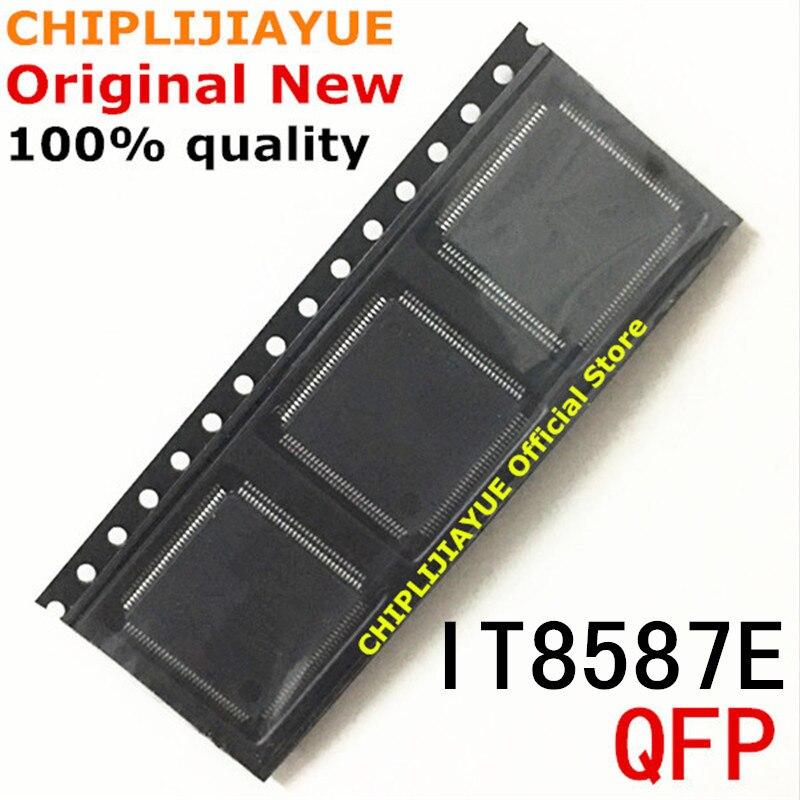 10 قطعة IT8587E 8587E FXA FXS إكساء EXS CXS DXS QFP-128 جديدة ومبتكرة IC شرائح