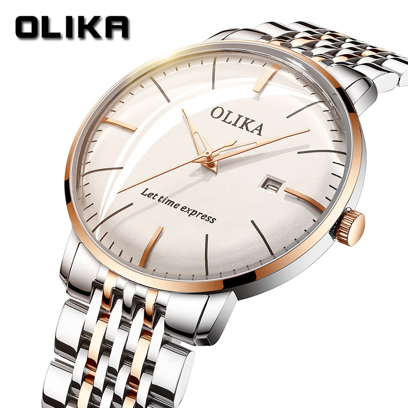 Swiss watch brand men's waterproof not mechanical automatic arc quartz watch men's sport man gift watches