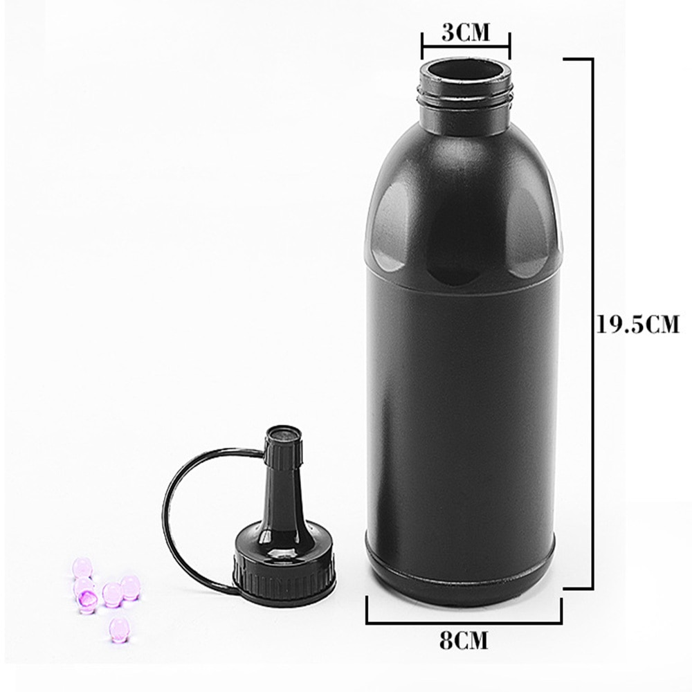 Airsoft Gel Bullet Bottle For Ball Electric Pistol Water Storage Toy Accessories