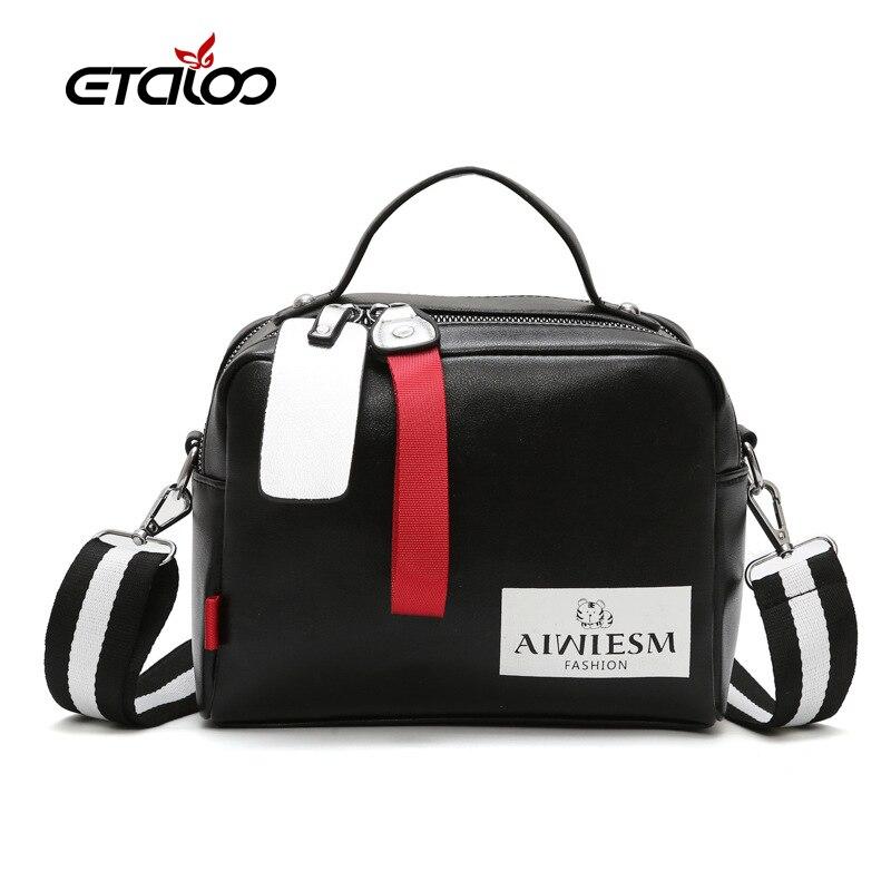 Large Capacity Boston Women's Handbag Diagonal Shoulder Special Luxury Handbag Women's Crossbody Bag Wide Strap 2020 New