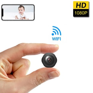 Mini Camera HD 1080P WiFi Smart with Night Vision Motion Detection Voice Video Recorder security hd wireless Small Cam hidden TF