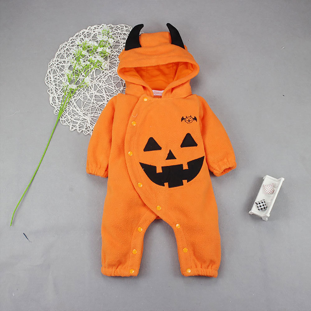 Newborn Baby winter clothes 2/3pcs baby boys girls rompers long Sleeve clothing Overalls Costumes Un