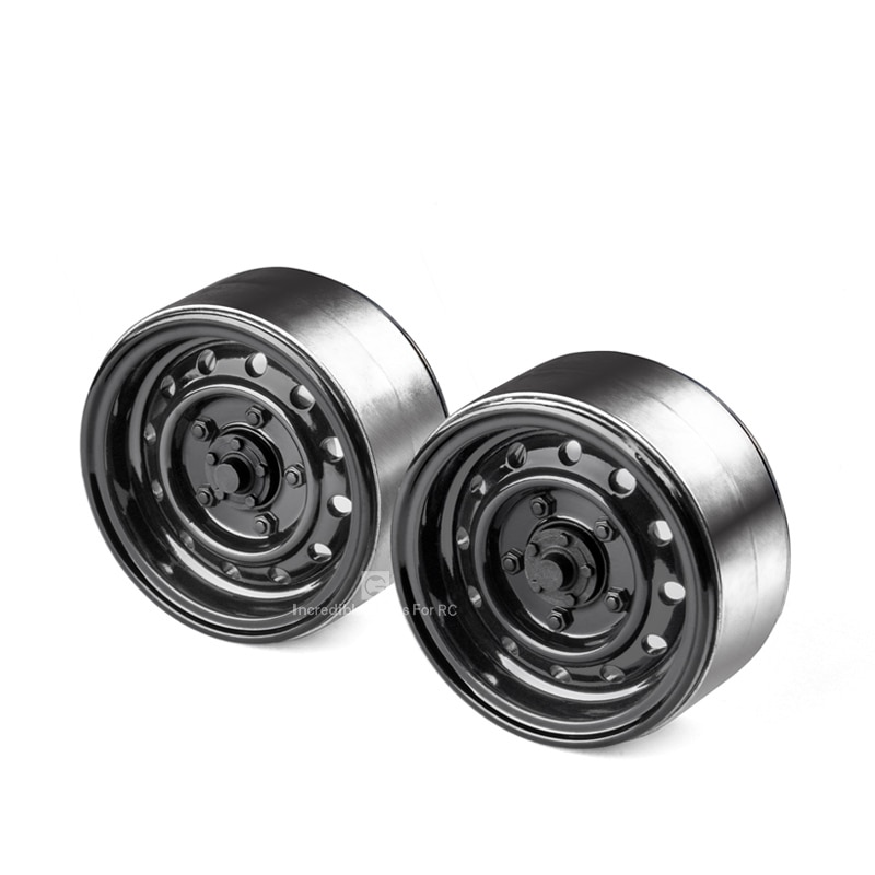 1.9 inch metal Classic retro lock tire wheels hub For 1/10 RC Crawler Car Traxxas TRX4 Axial SCX10 RC4WD D90 D110 TRX6 parts enlarge