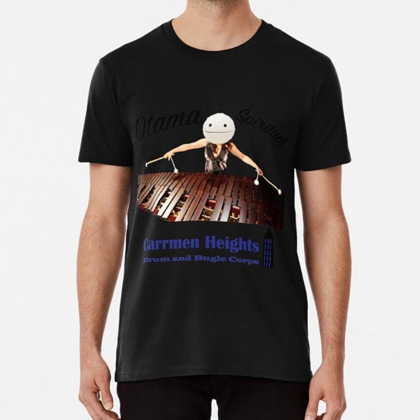 Otama spirituel-hauteurs de Carrmen 2020 - 2020 spectacle t-shirt Emcproductions Carrmen hauteurs Corps de tambour Marimba Otamatone