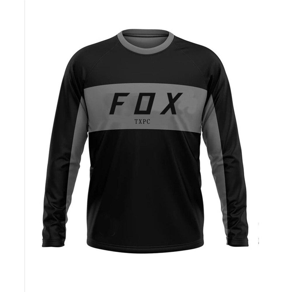 Camiseta de Motocross para hombre, maillot de ciclismo dh para descenso, fxr,...