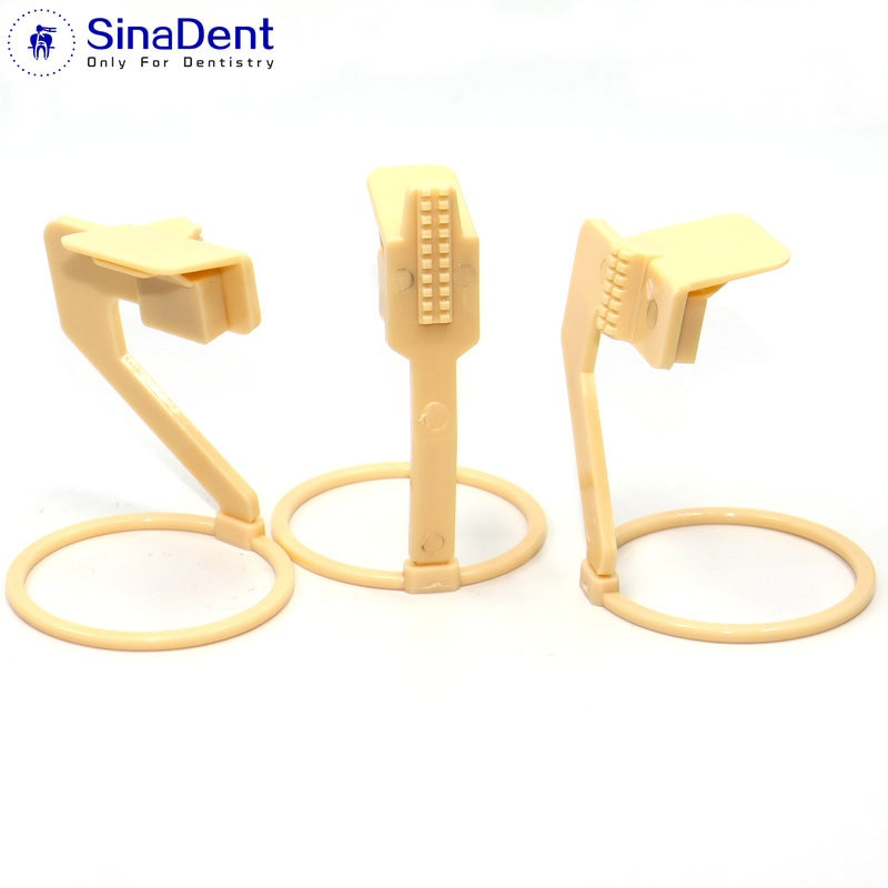 3Pcs Dental X-ray Locator Dental X-ray Film Positioner Left Right Upper High Quality Plastic Accurate Positioning dental chair unit 24v x ray film reader x ray film viewer dental products dental equipment