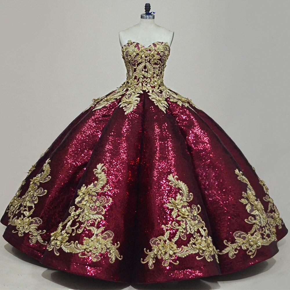 فستان Quinceanera ، دانتيل ، مطرزة ، عنابي ، أميرة ، حفلة ، مقاس مخصص ، 15 ، 2021