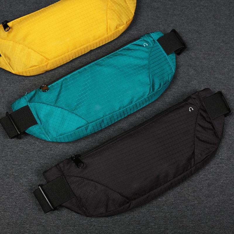 Funny Bags 2020 Hot Travel Bag Bumbag Waist Money Belt Passport Wallet Zipped Pouch Camouflage Waist Packs
