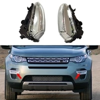 1pair car front bumper led lights fog lamp leftright for land rover discovery sport 2015 2019 lr077887lr077888