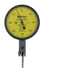 Mitutoyo CNC kadranlı gösterge mikrometre 513-404 kolu masa arama göstergesi doğruluk 0.01 aralığı 0-0.8mm çap 40mm ölçme aracı