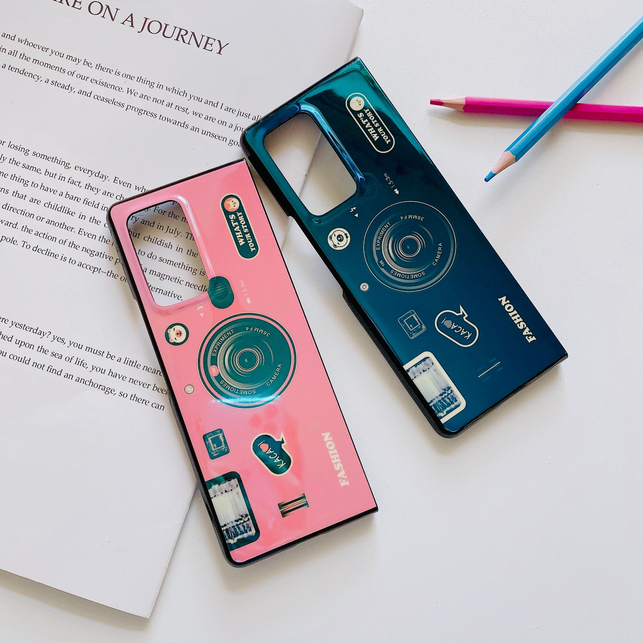 Personalized mobile phone bag is suitable for Samsung Fold2 mobile phone case Galaxy fold folding screen zfold2 protective cover enlarge