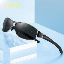 Lunettes de soleil UV400 classiques   Vintage hommes, polarisées, femme Sport, pêche conduite, lunettes de soleil, lunettes de Protection