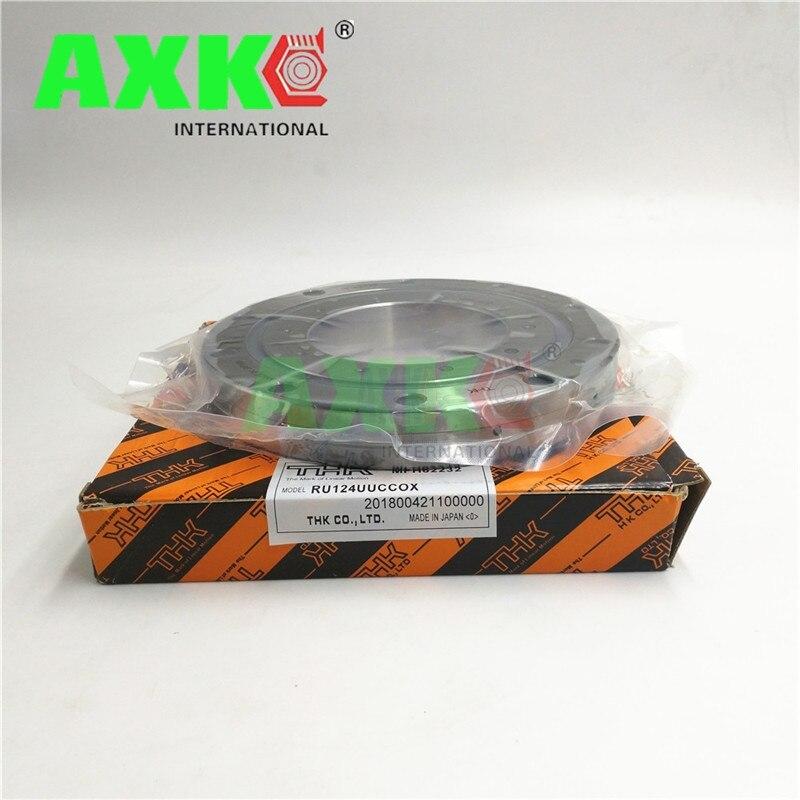 THK حامل بكرة التقاطع RU42 RU66 RU85 RU124 RU148 RU178 RU297 RU445U