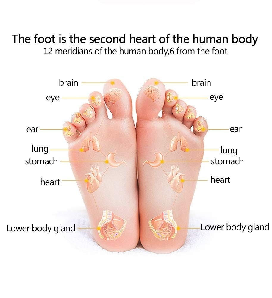 Massage Foot Massager Foot Kneading Massager Fully Automatic Foot Point Magnetic Therapy Massager enlarge