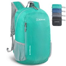 ZOMAKE 30L Lightweight Outdoor Backpack, Water Resistant Packable Hiking Backpack for Women Men