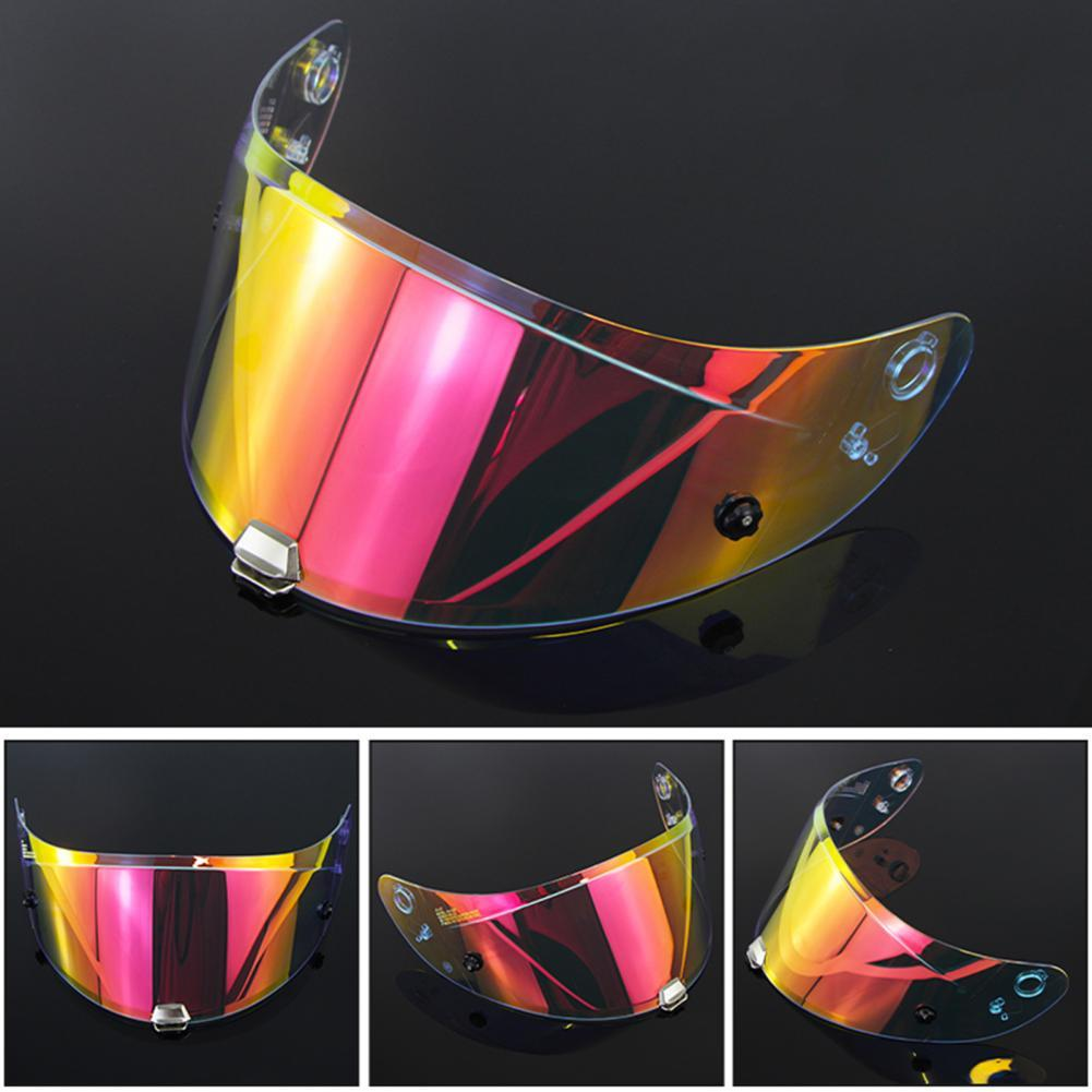 85% Hot Sales!!! REVO Helmet Visor Lens UV Protection Night Vision Safe Full Face Motorcycle Helmet Lens for HJ-26 RPHA11 RPHA70 helmet visor for hjc rpha11 rpha70 motorcycle detachable helmet glasses motorbike helmet lens motocross full face visor