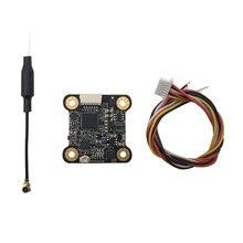 PandaRC Mini5804 5.8G 48CH 0/25/100/200mW transmetteur FPV commutable 20*20mm pour Drone de course RC quadrirotor Multirotor pièce de rechange