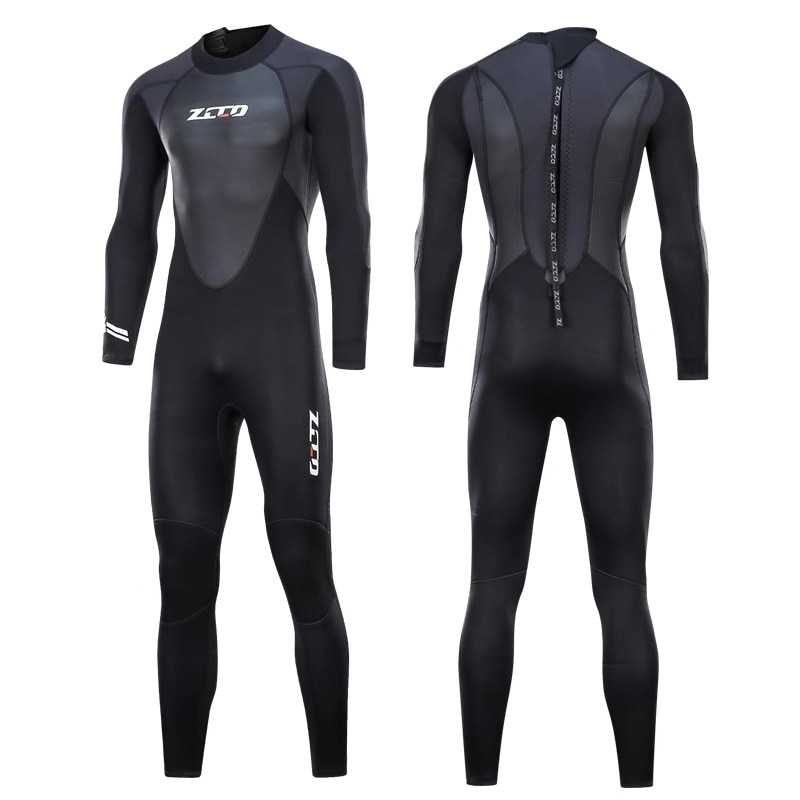 3mm combinaison manches longues et courtes combinaison de plongée hommes corps fermé chasse sous-marine plongée sous-marine surf plongée en apnée maillot de bain