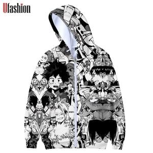 New My Hero Academia Hoodie Anime Tees Unisex Hoodies Sweatshirt Sportsuits My Hero Acedemia Sweatpants Tracksuits