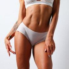 2pcs Fashion Panties For Women Sexy Seamless Briefs Set Ultra-thin Underwear Cotton Underpants Plus Size Intimates XXL #F