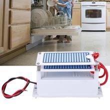 20g Integrierte Ozon Generator Feuchtigkeits Lange Lebensdauer Luftreiniger für Kühlschränke 100W Ozon Desinfektion Maschine
