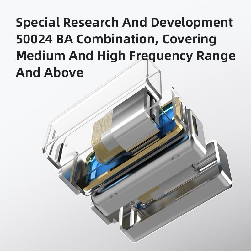 KZ ZAX 16 Drivers Units 7BA+1DD Hybrid In Ear Earphone HIFI Headset ZSX ZS10 PRO EDX CCA CA16 C10PRO ASX ASF EDX Z1 S2 SA08 enlarge