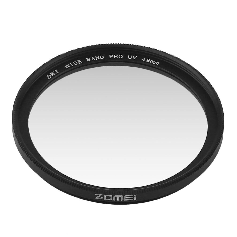 Respectivamente/49/52/55/58/62/67/72/77/82mm filtro UV Protector de lente filtro voor canon nikon sony nex pentax Olmpus 500d 600d d 7100 d310