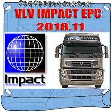 2020 Hot Verkopen Vrachtwagen & Bus Voor Volvo Impact 2018.11 Versie Epc Catalogus Informatie Op Reparatie, Onderdelen, diagnostiek