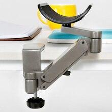 Mouse Computer Bracket Arm Wrist Hand Rest Support Desk Table Armrest Stand ND998