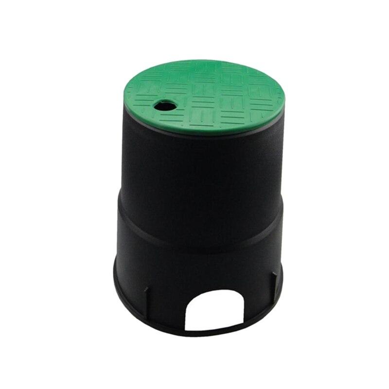 Nueva tapa de la cubierta de la válvula de riego de 6 pulgadas para césped y jardín