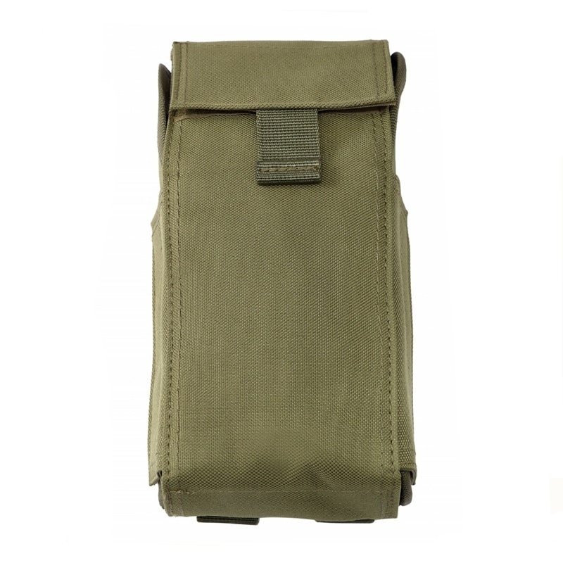 Airsoft Tactical Molle Shell Pouch 12GA 12 Gauge Shot Gun Ammo Holder Military Army Hunting Bandolier Cartridge Bullet Mag Bag