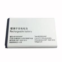 AB1050GWMT For Philips E103 E106 E255 Li-polymer Batteries For Philips E103 E106 E255 1050mAh Cell Phone Battery