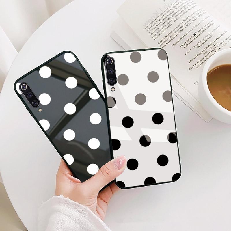 Caja del teléfono para Xiaomi mi A2 A3 CC9 Pro mi X 2s 3 MAX 6 6X8 9 9t 9se Lite Pro Nota 10 teléfono móvil F1 correa cubierta Universal