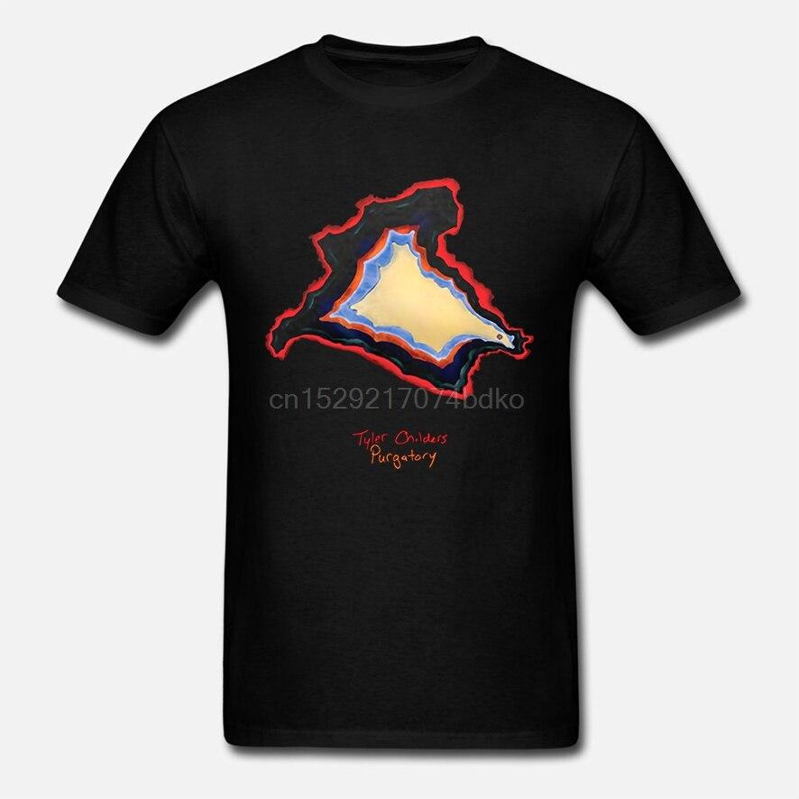 Novo popular limitado tyler childers tour 2018 logotipo preto t camisa tamanho s a 2xl1
