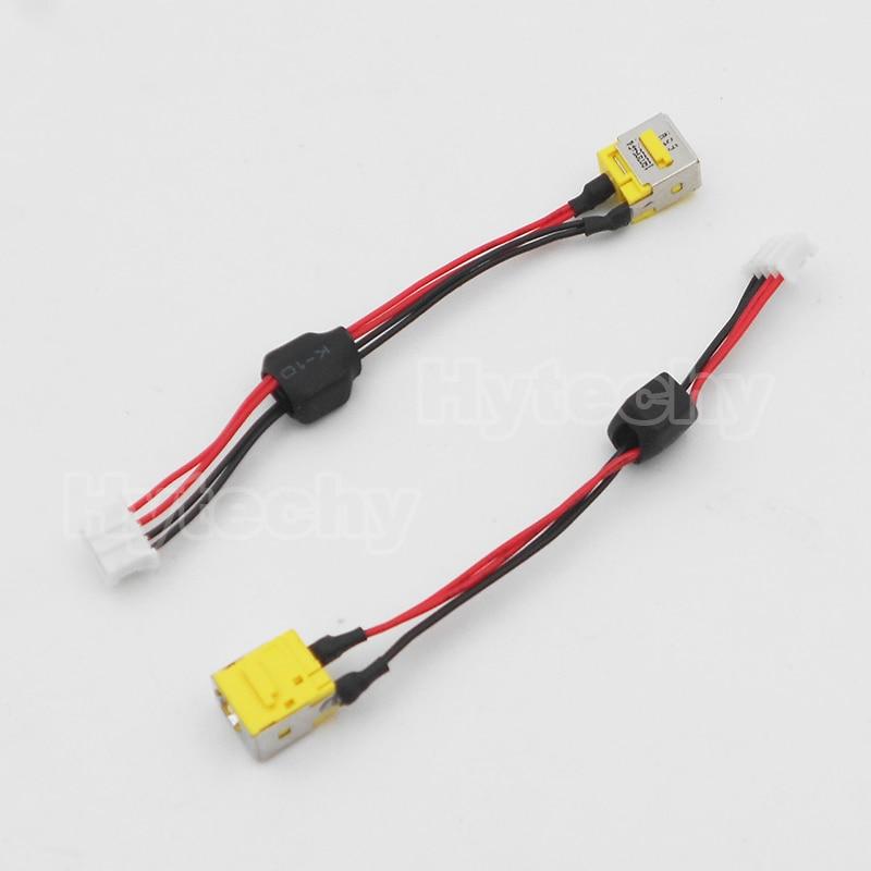 Portátil DC Power Jack Cable para Acer Aspire 5220 5220G 5230 5230E...