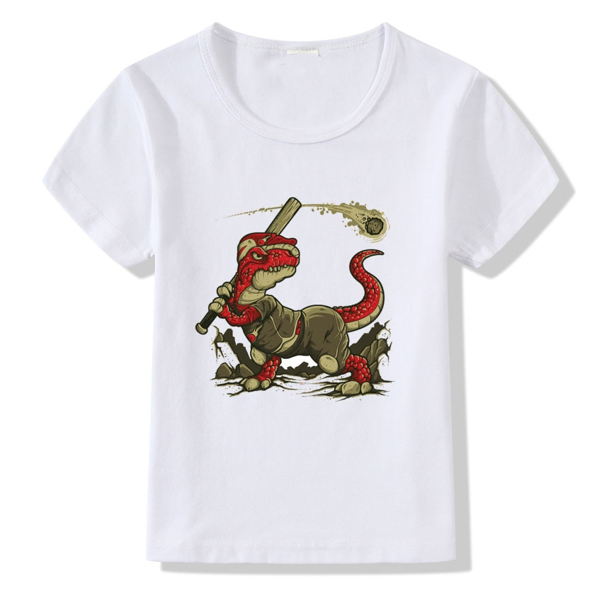 Short Sleeve 3D T-shirt For Girls Top Tees Cotton T Shirts For Summer Teens Tees 2 4 6 8 10 12 Year shirt