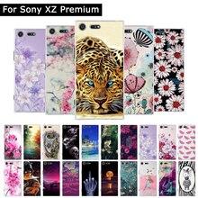 Coque pour Sony Xperia XZ Premium G8141 G8142 5.5