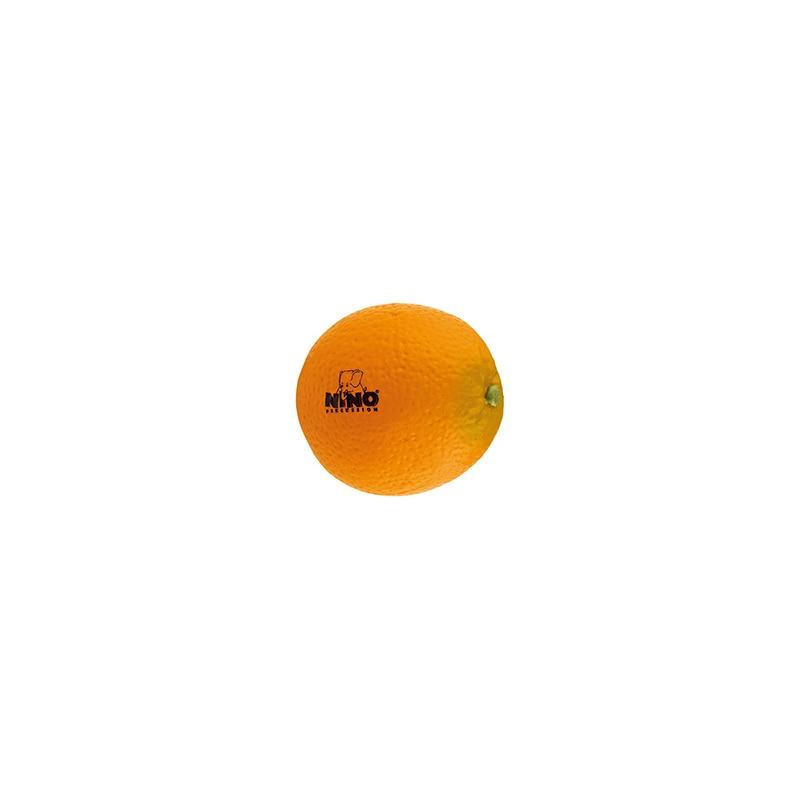 Nino598 Shaker-orange, plastique, Nino percussion