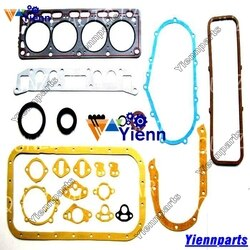Para nissan H20-II revisão kit gaxeta 10101-55k00 para nissan h25 motor diesel reconstruir peças