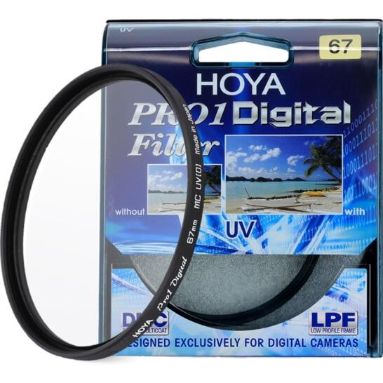 HOYA PRO1 цифровой УФ-фильтр 49 52 55 58 62 67 72 77 82 мм Низкопрофильная рамка Pro 1 DMC UV (O) Multicoat для Nikon Canon sony Fuji