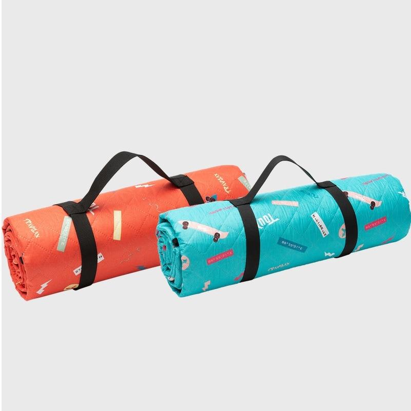 Portable Picnic Camping Mat Moisture Proof Thick Large Ultralight Folding Camping Mat Outdoor Picknick Hiking Supplies DG50DZ