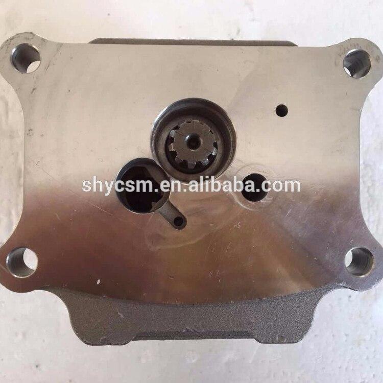 Komatsu PC55 PC56 hydrauliczna pompa zębata dla PC55MR-2 PC50MR-2 PC56-7