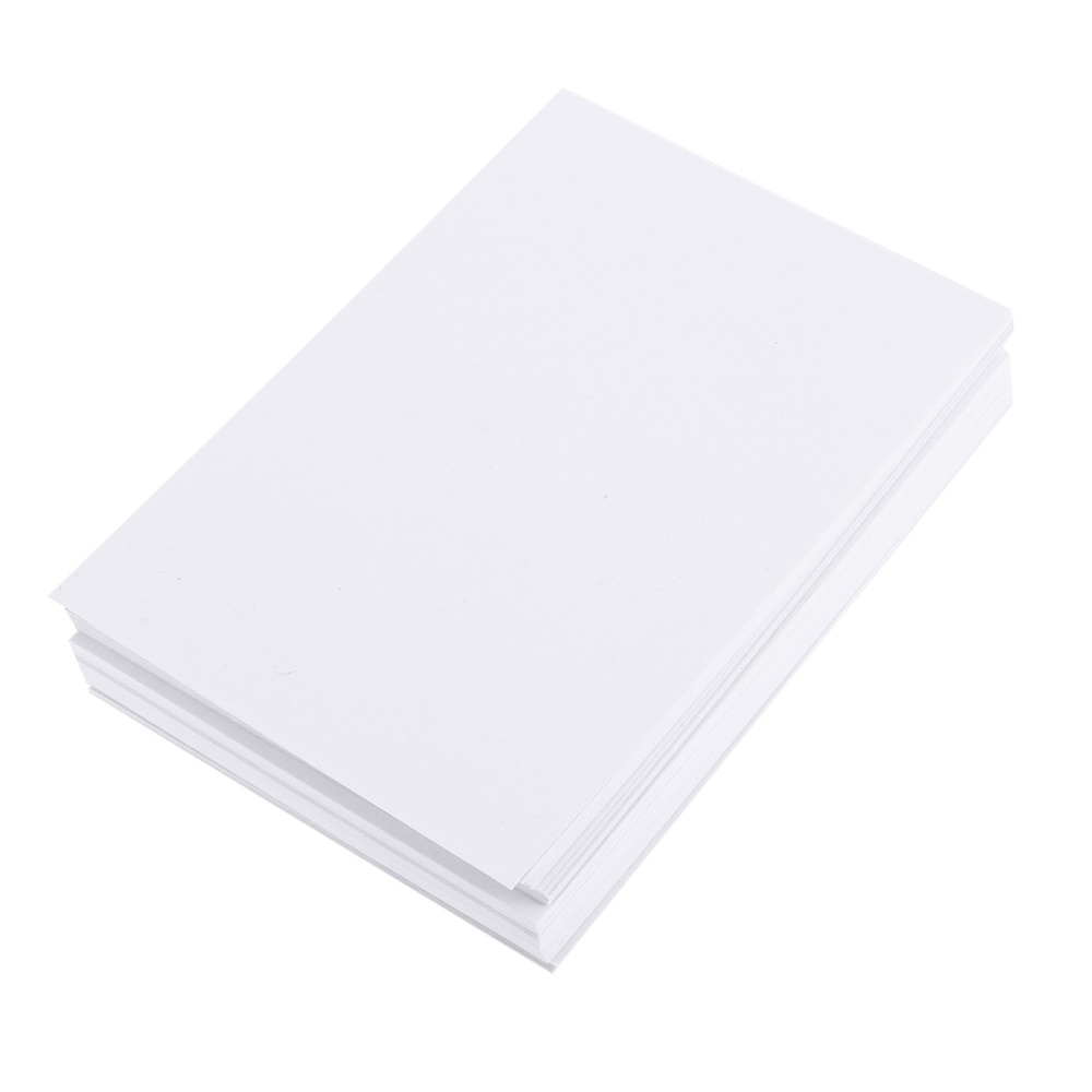 120 Sheets Watercolor Paper Bulk Cold Press Paper Drawing Paper for Watercolorist Students Beginning Artists