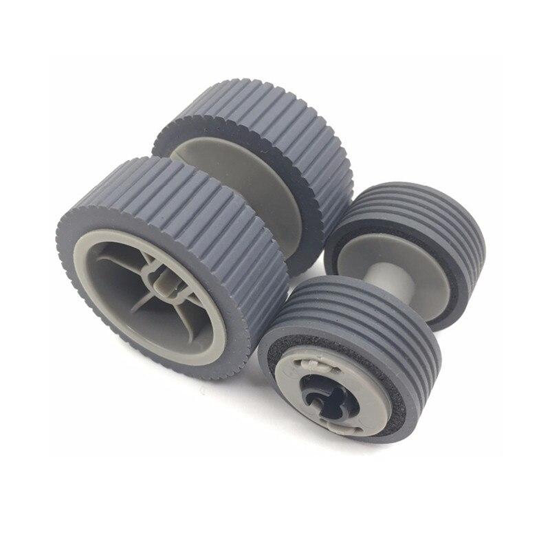 3x الفرامل و اختيار الأسطوانة لفوجيتسو 6130 Fi-6130 Fi-6130Z Fi-6230 Fi-6140 Fi-6240 Fi-6125 Fi-6225 طابعة أجزاء سريع مجاني