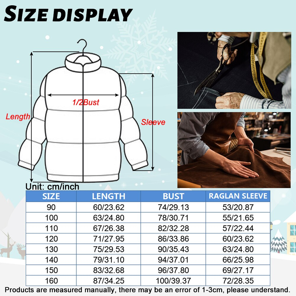 Long White Duck Down Coats Teen Hooded Outerwear Boys Winter Thicken Overcoat Girls Casual Padded Puffer Jackets Solid Clothes enlarge